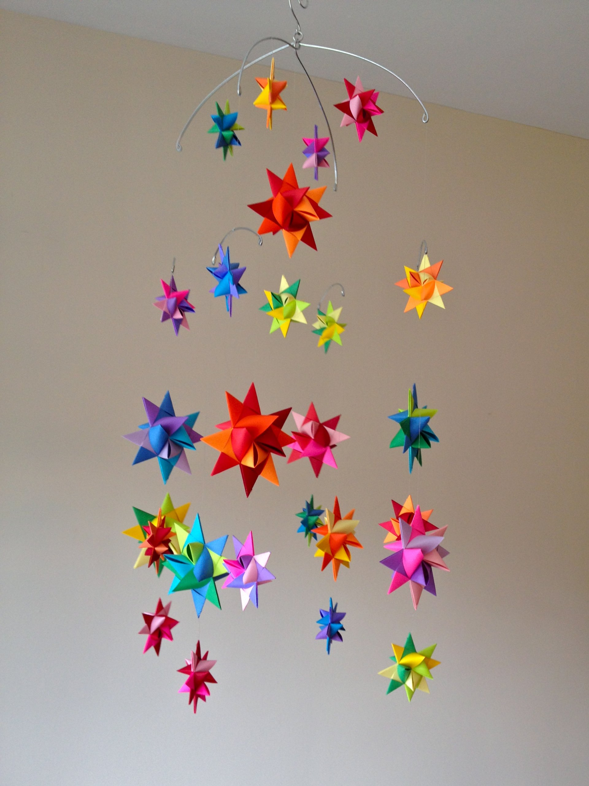 Star Craft Constellation Star Mobile, Rainbow by Star Craft