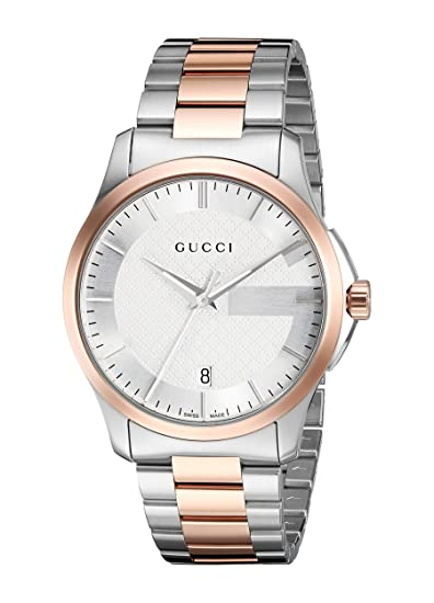 807fb0553ae Gucci G -Timeless YA126447  Gucci  Amazon.co.uk  Watches