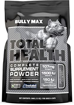 Bully Max High-Performance Supplement