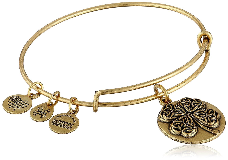 Alex Ani Expandable Rafaelian Bracelet Image 1