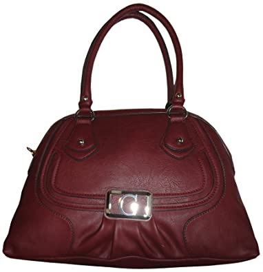 Buy Guess Women's Shoulder Bag (Maroon) at Amazon.in