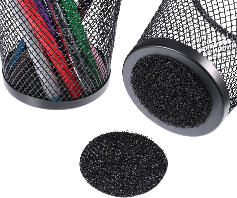 Klettband selbstklebende Klettstreifen Strapazierf/ähiges Klettband