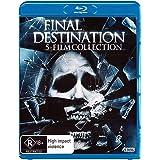 Final Destination Complete Collection   5 Film Collection   Region B