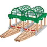 Fisher-Price Thomas & Friends Wooden Railway, Knapford Station - Battery Operated