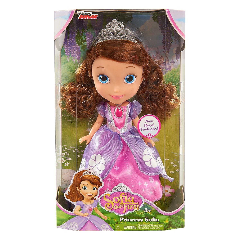 promociones Just Play Sofia the First First First Royal Sofia Doll by Just Play  al precio mas bajo