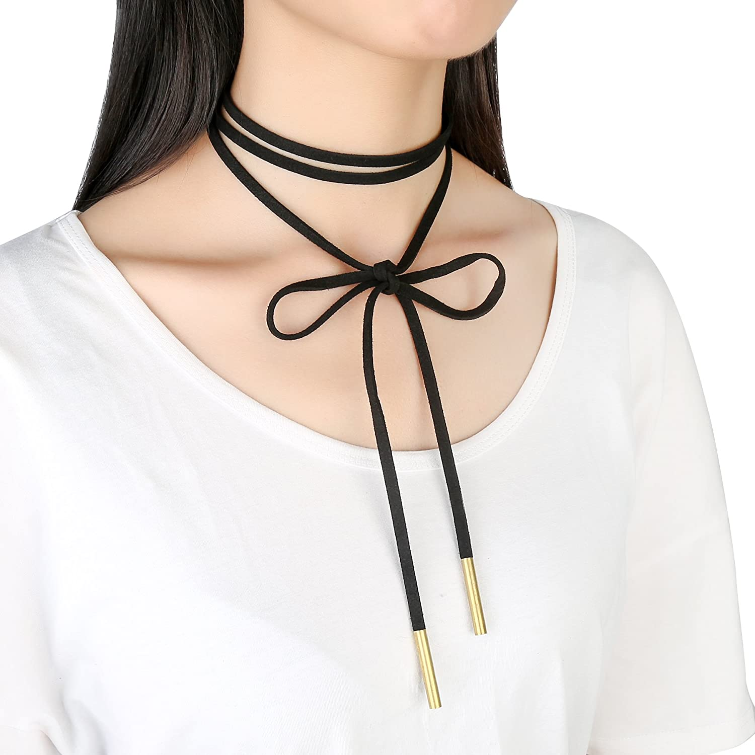 lariat jewelry necklace chain choker simple fashion ablaze wholesale v neck products necklaces
