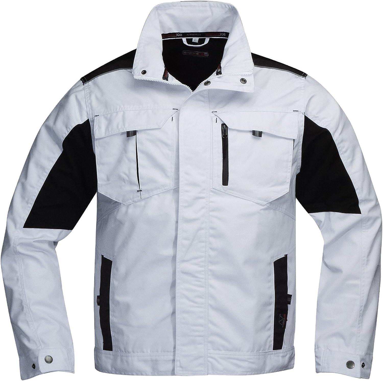 /color blanco//gris Terratrend Job 60602-m-162/tama/ño medianoactive Plus chaqueta/