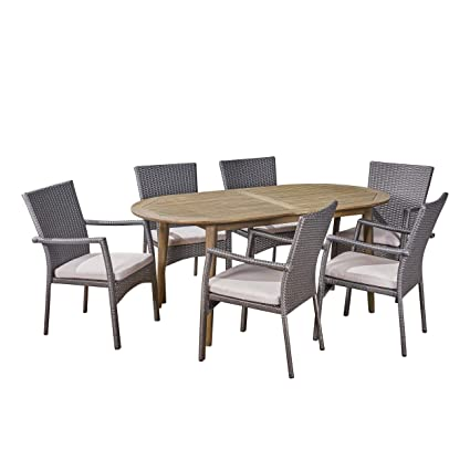 Amazon.com: Great Deal Furniture Stanford - Juego de comedor ...