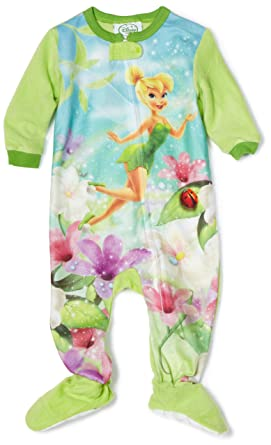Amazon.com  Komar Kids Baby Girls  Tinkerbell Blanket Sleeper ... f75c575a8