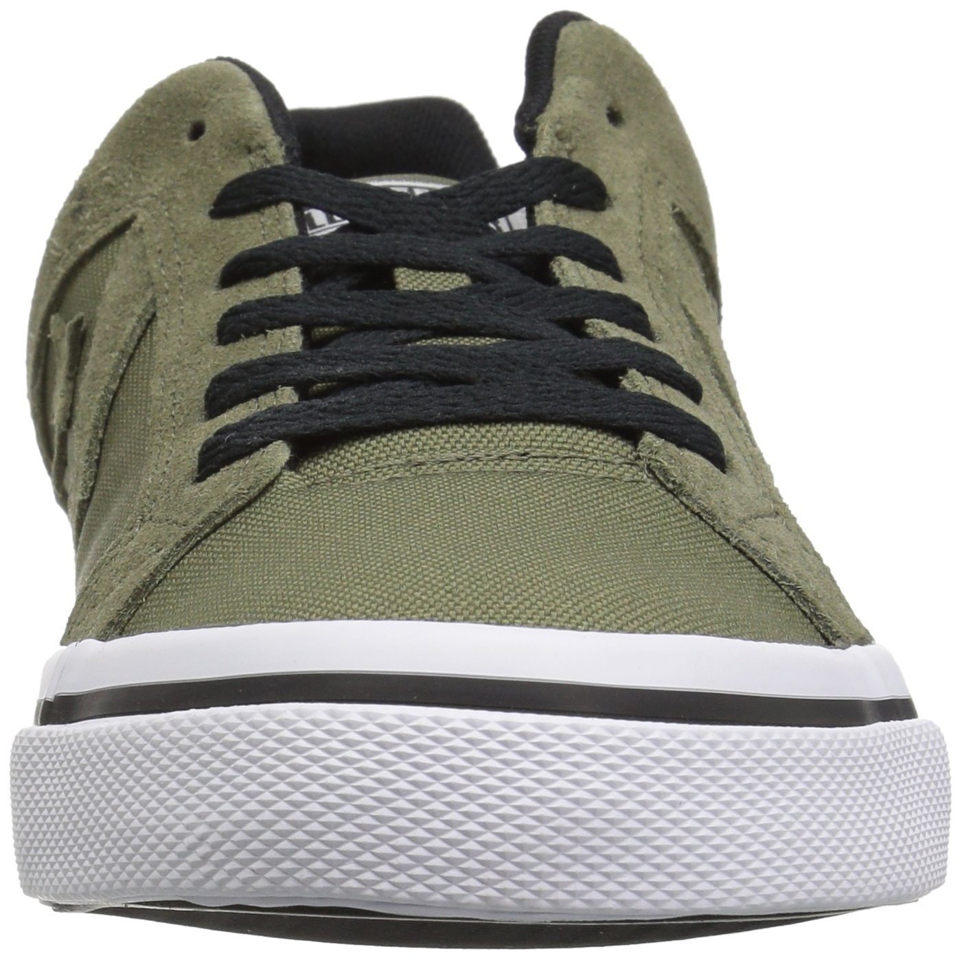 Converse Top El Distrito Canvas Low Top Converse Sneaker B07CQB8M2X 13 M US|Field Surplus/White/Black 15c261