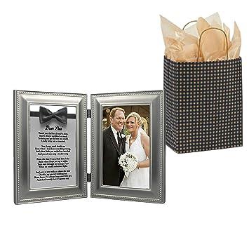 Geschenk Für Vater Von Tochter Auf Wird Ihre Hochzeit Tag
