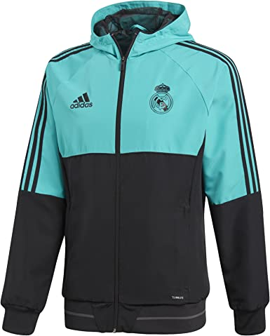 adidas Real Madrid Chaqueta de Entrenamiento: Amazon.es: Ropa y ...