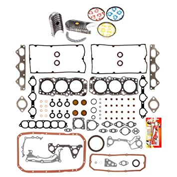 Domestic Gaskets Engine Rering Kit FSBRR5014EVE\0\0\0 91-99 Mitsubishi