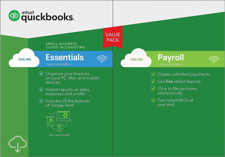 Amazon.com: QuickBooks Online For Mac 2018 [Mac Download]: Software