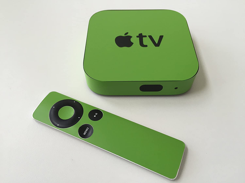 Lime Green Apple Tv Skin (Apple Tv NOT Included)