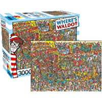 Where's Waldo 3,000pc Puzzle