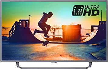 Philips 43pus6262 / 05 de 43 Pulgadas 4k Ultra HD Smart TV con ambilight 2 Caras, HDR +, TDT Juego: Amazon.es: Electrónica
