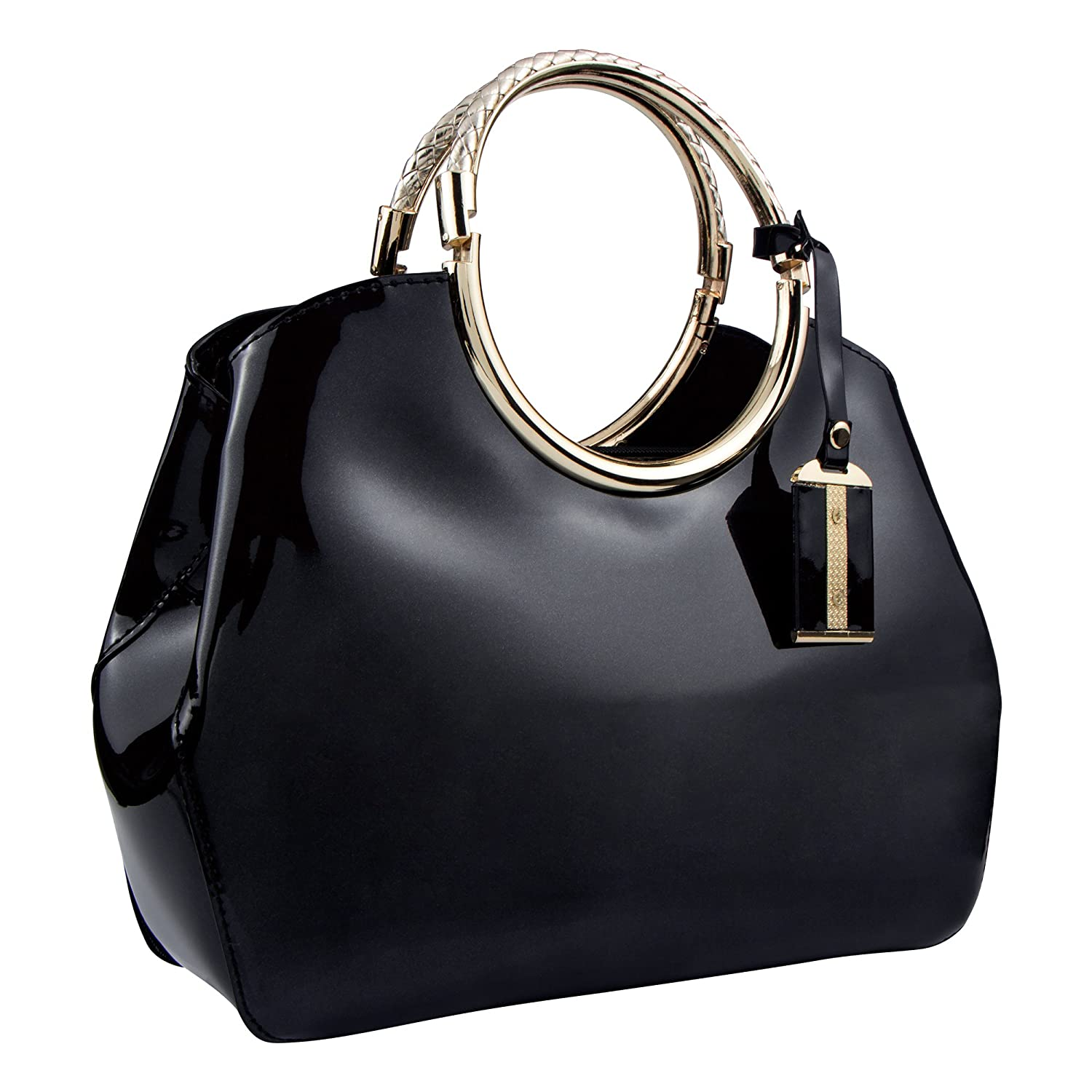 Watch 15 Feminine Looks With Patent Leather Bags video