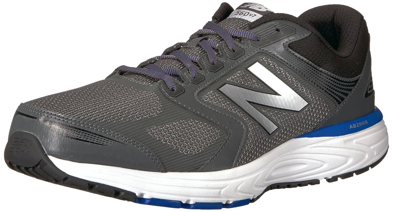 New Balance Men's 560v7 Cushioning Running Shoe B01N7LX7IX 9.5 4E US Grey