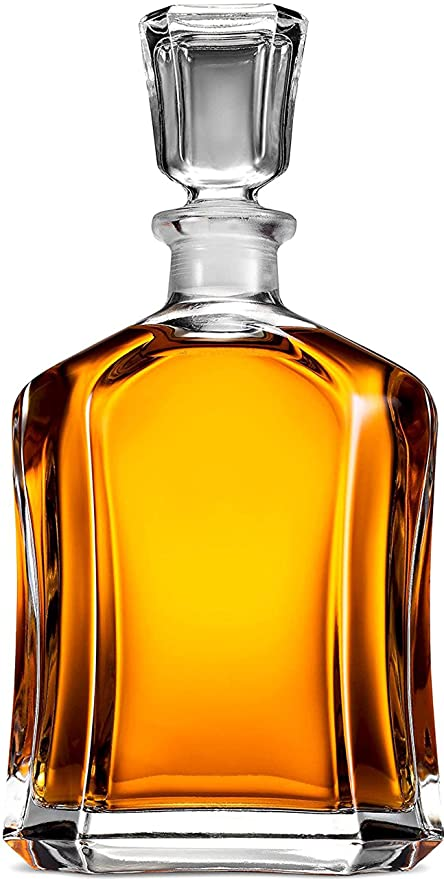 amazon com paksh novelty capitol glass decanter with airtight