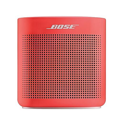 41 opinioni per Bose SoundLink Color II Diffusore Bluetooth, Rosso