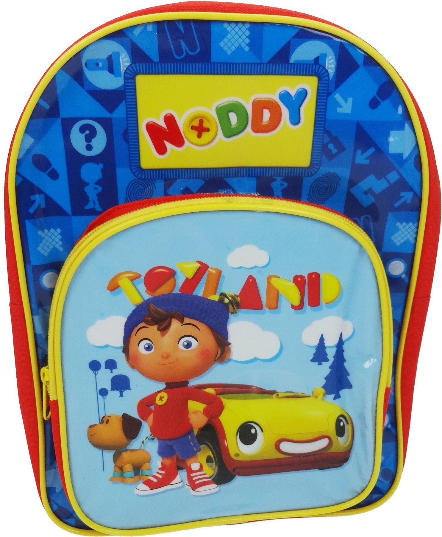 Noddy Children's Backpack, 32 cm, 9 Liters, Multicolor NODD001021