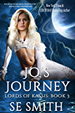 Jo's Journey: Science Fiction Romance (Lords of Kassis Book 3)