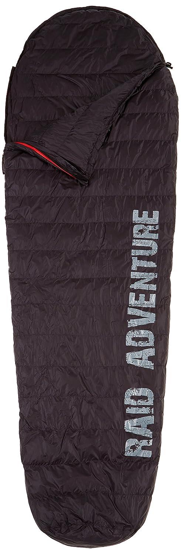 Trangoworld Raid Adventure Us IZ Saco de Dormir, Unisex, Negro, Talla Única: Amazon.es: Deportes y aire libre