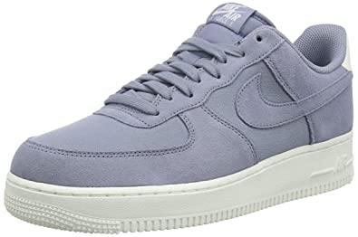 7aecc9e53a91 Nike Air Force 1 07 Suede Mens Trainers AO3835 Sneakers Shoes (UK 8 US 9