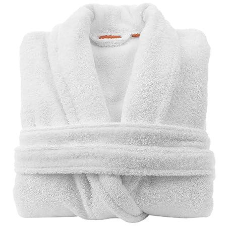 Aneesi Extra-Small Cotton Oia Luxury Towelling Elegant Cut Dressing ...