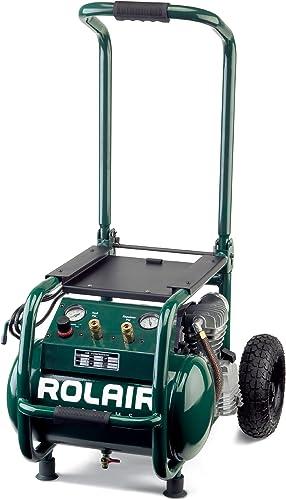 Rolair Stationary Air Compressor