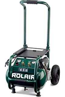 Amazon com: Rolair FC250090L 2 HP Wheeled Compressor with