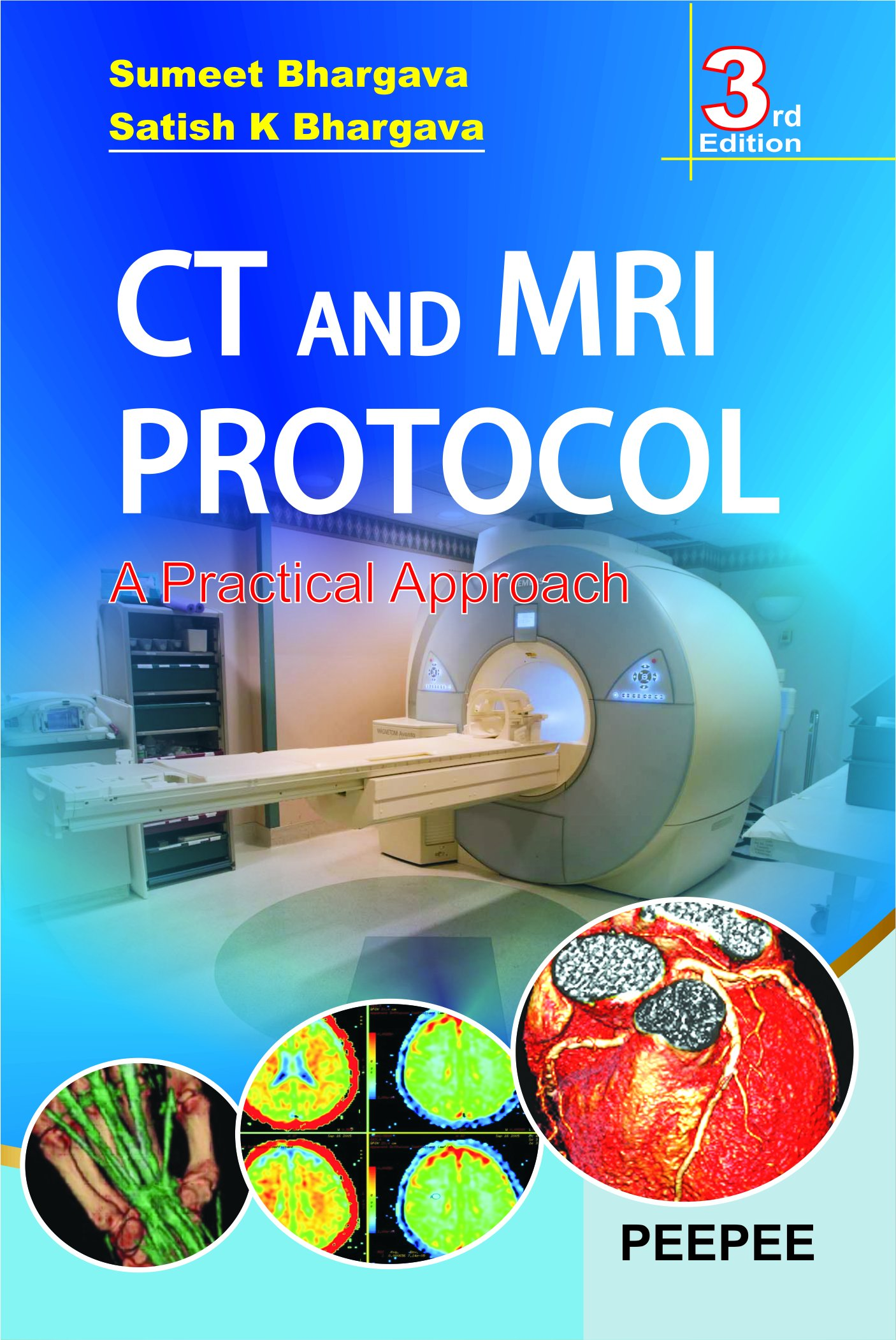 Buy CT & MRI PROTOCOL, 3/e Book Online at Low Prices in India | CT ...