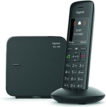 Gigaset C570 - Teléfono inalámbrico con pantalla en color y manos libres: Gigaset: Amazon.es: Electrónica