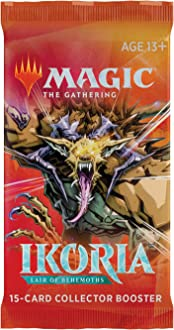 Amazon.com: Magic: The Gathering: Ikoria: Lair of Behemoths