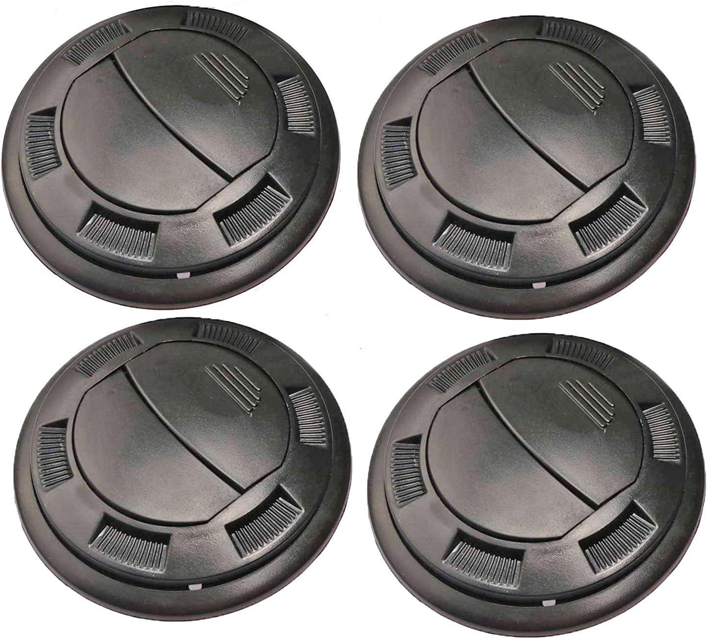 Mover Parts 6674231 4PCS Cab Heater Vent Cover Louver for Bobcat 751 753 763 773 863 864 873 883 963 320 322 323 5600 5610 S100 S130 S150 S160 S175 S185 S205 S220 S250 S300 A220 A300 T110 T140 T180
