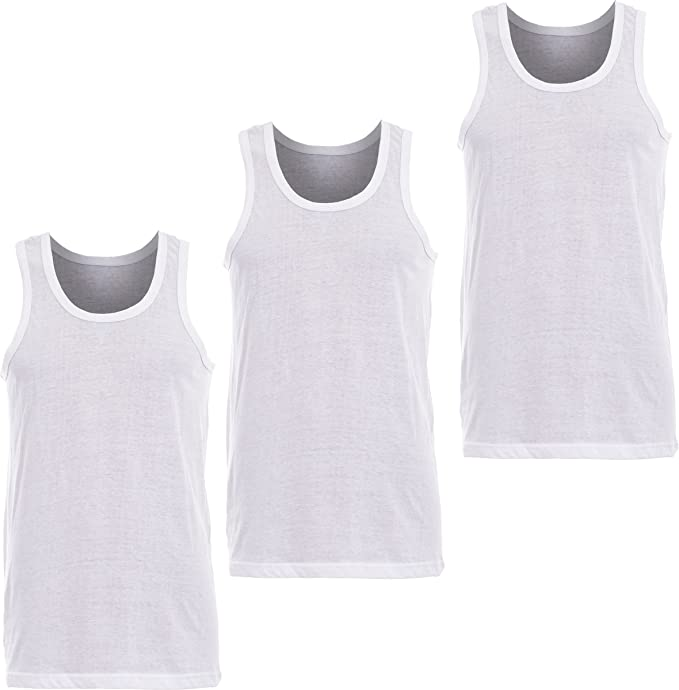 Uomo LargeAmazon itAbbigliamento White Zara Canottiera Shop WCxrdoeQB