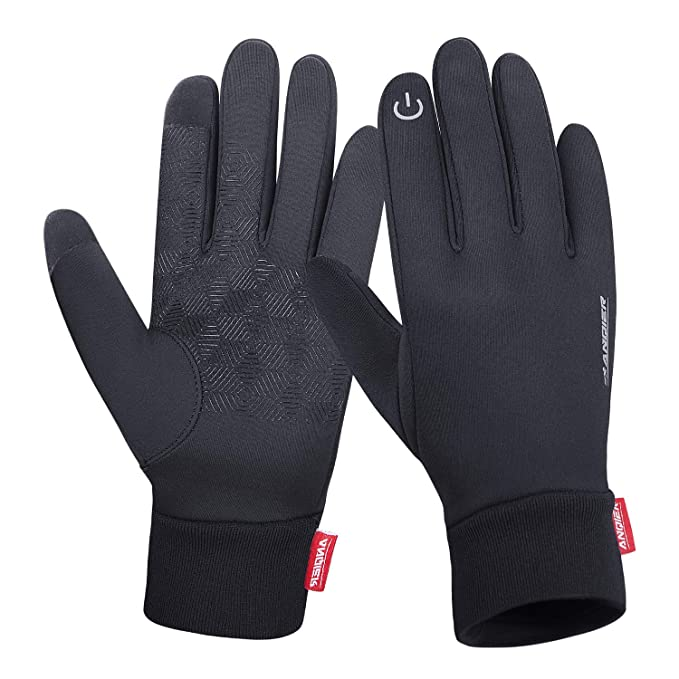 Efficient 1 Pair Unisex Winter Warm Gloves Touchscreen Waterproof Outdoor Sports Cycling Ski Gloves Jl Men's Gloves