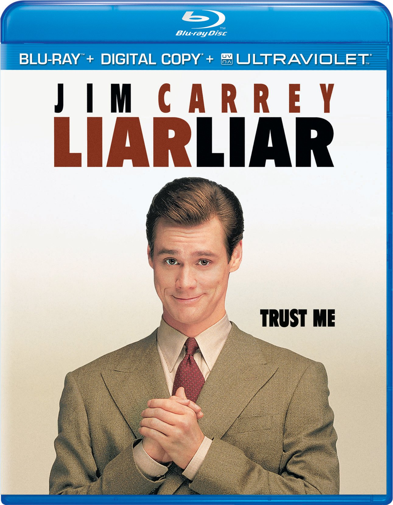 Blu-ray : Liar Liar (Ultraviolet Digital Copy, Snap Case, Slipsleeve Packaging, Digital Copy)