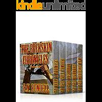 The Buckskin Chronicles: Volumes 1-5 (English Edition)