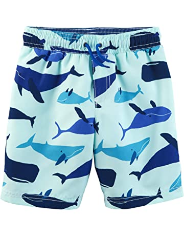 5d596f5e2a Carter's Little Boys' Swim Trunk
