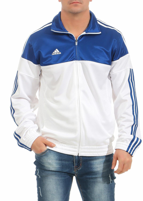 Adidas Trainingsjacke (blauschwarz)