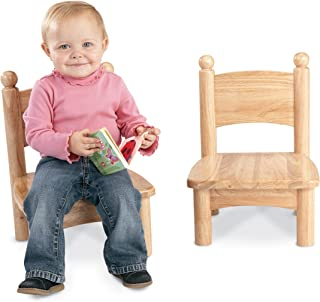 "product image for Jonti-Craft 8947JC2 Wooden Chair Pairs, 7"" Seat Height"
