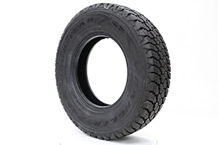 Goodyear Wrangler Silent Armor Pro Radial Tire 265 70r17 121r