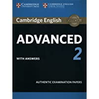 Cambridge English Advanced 2 Student's Book with answers (CAE Practice Tests)