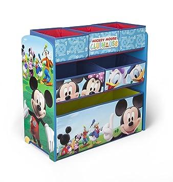 Amazon.: Delta Children Mickey Mouse Clubhouse Multi Bin