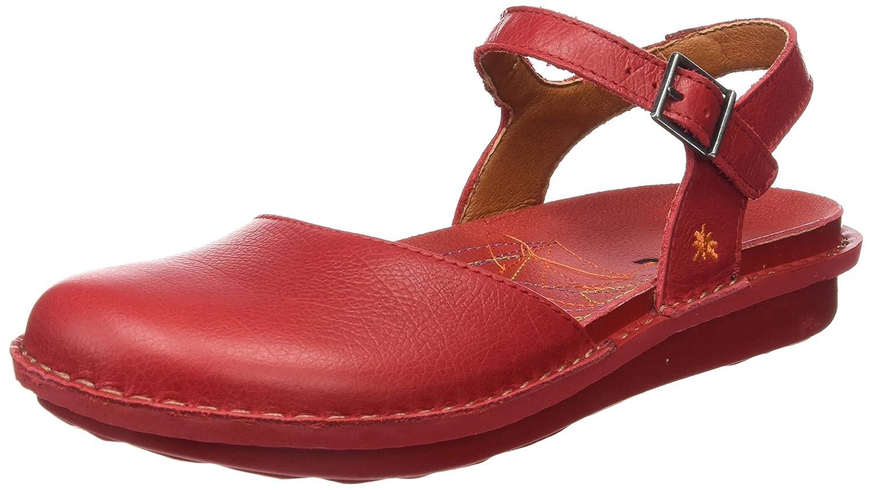 Art Damen 1301 Memphis I Explore Geschlossene Sandalen  40 EU|Rot (Carmin)