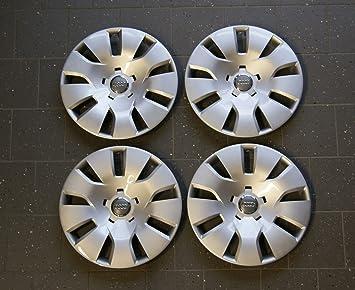Audi A4 Tapacubos - 16 pulgadas original embellecedores de ruedas 8K0601147: Amazon.es: Coche y moto