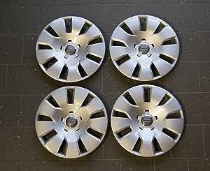 Audi A4 Tapacubos - 16 pulgadas original embellecedores de ruedas 8K0601147