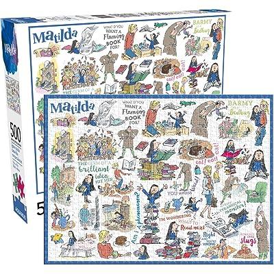 Dahl- Matilda 500pc Puzzle: Toys & Games